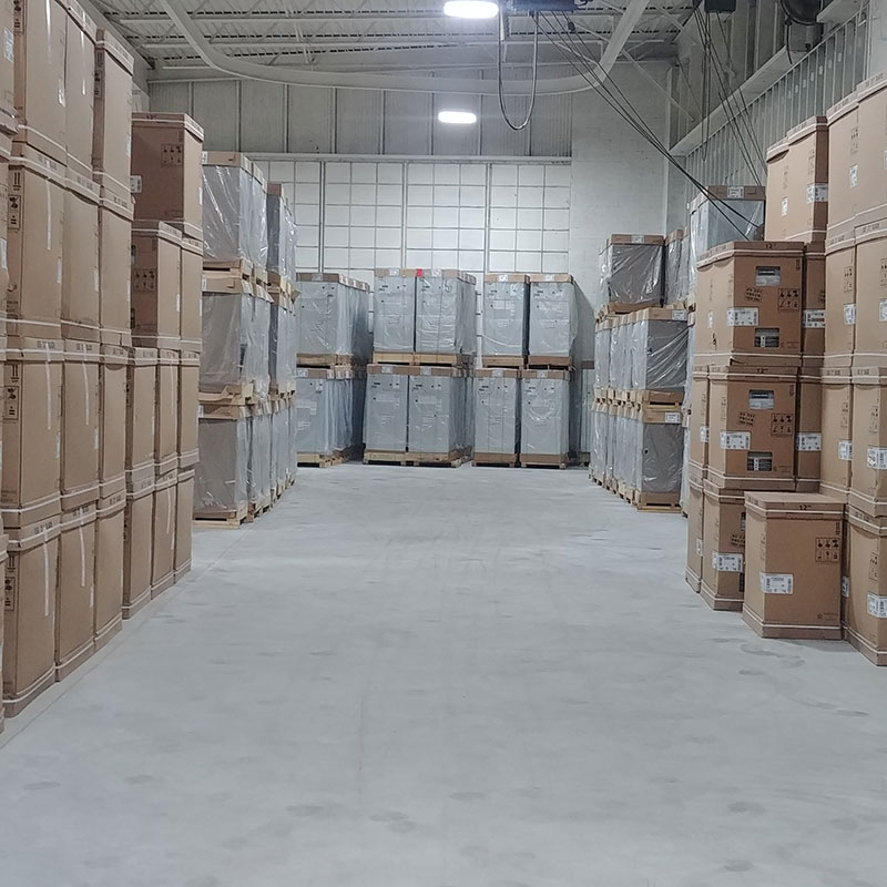Clover Warehouse Inventory