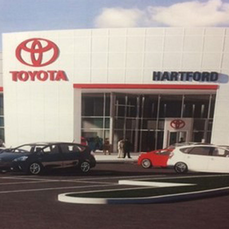Hartford Toyota - Infrared
